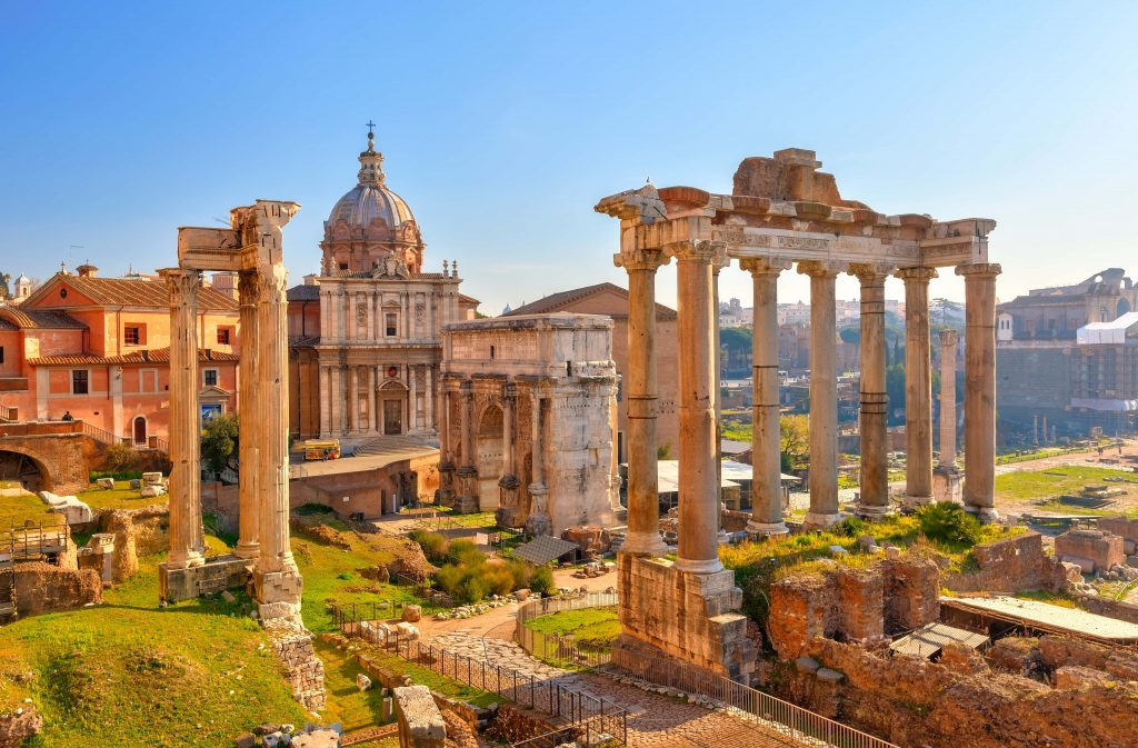 Dyr men dejlig storbyferie i Rom – Galleri Korsbjerg